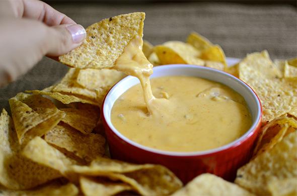 Как сделать соус сырный для начос 179